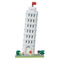 La tour penchée de Pise...