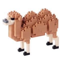 Bactrian Camel NBC-139 NANOBLOCK the Japanese mini construction...
