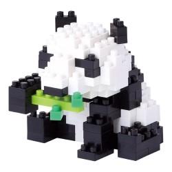Großer Panda (alte Ver.) NBC-159 NANOBLOCK der japanische mini...