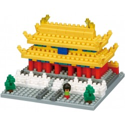 Forbidden City NBH-145 NANOBLOCK | Sights to See series
