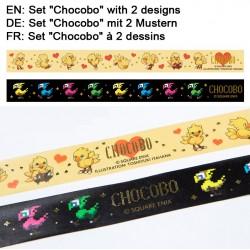 Chocobo Final Fantasy washi...