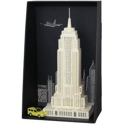 Empire State Building PN-122 Paper Nano von Kawada