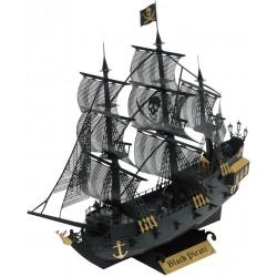 Black Pirate Ship Deluxe...