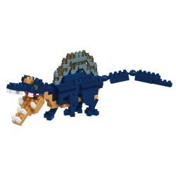 Spinosaurus NBC-322 NANOBLOCK, mini bloques de construction...