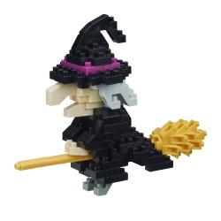 Witch NBC-314 NANOBLOCK the...