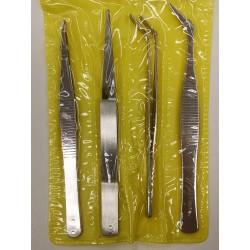 Pinzetten für Papier (Set mit 4) HY-1400