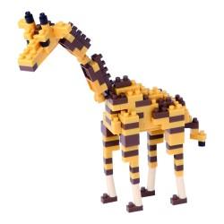 Giraffe (old ver.) NBC-158 NANOBLOCK the Japanese mini construction...