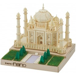 Taj Mahal (neue Ver.) PN-143 Paper Nano von Kawada