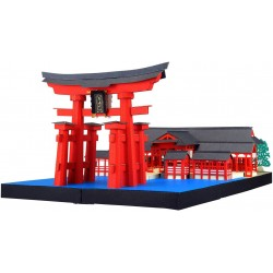 Sanctuaire d'Itsukushima...