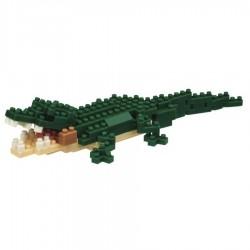 Crocodile NBC-319 NANOBLOCK mini bloques de construction japonaise...