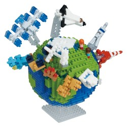 Nanoblock World NBM-028...