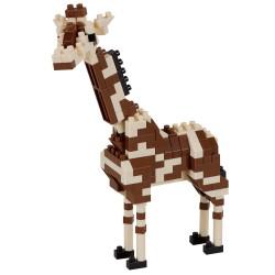 Girafe (nouvelle ver.) NBC-357 NANOBLOCK mini bloques de...