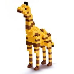 Giraffe (alte Ver.) NBC-006 NANOBLOCK der japanische mini Baustein...