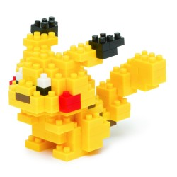 Nanoblock Pokemon Pikachu NBPM-001