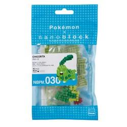 nanoblock Pokemon Chikorita NBPM-030