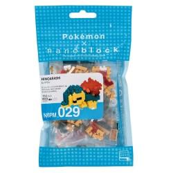 nanoblock Pokemon Cyndaquil NBPM-029