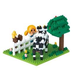 Farm NBH-166 NANOBLOCK the...