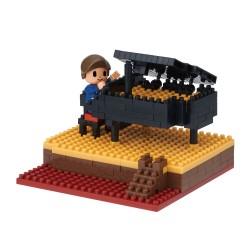 Piano NBH-167 NANOBLOCK the...