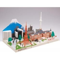 City Series - Tokio PN-145 Paper Nano von Kawada