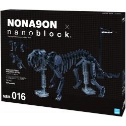 Nonagon Model Tiger-Skelett...