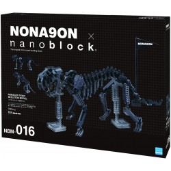 Nonagon Tiger Skeleton...