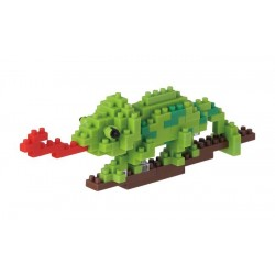 NANOBLOCK Mini series Chameleon NBC-143