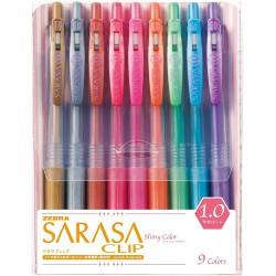 Sarasa Clip Shiny Color Set...