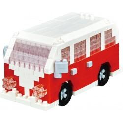Monospace (véhicule) NBH-142 NANOBLOCK mini bloques de construction...