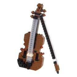 Violin (new version) NBC-337 NANOBLOCK the Japanese mini...