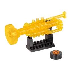 Trompette NBC-338 NANOBLOCK mini bloques de construction japonaise...