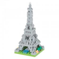 Tour Eiffel NBC-339 NANOBLOCK mini bloques de construction...