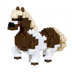 NANOBLOCK Mini series Pony NBC-221