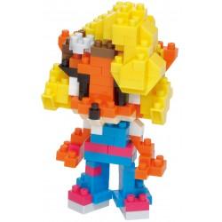Coco NBCC-099 NANOBLOCK meets Crash Bandicoot