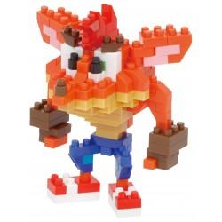 Crash NBCC-098 NANOBLOCK recontre Crash Bandicoot