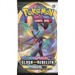 Pokemon Cards Booster Schwert und Schild Clash der Rebellen [German...