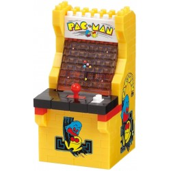 Pac-Man Automat NBCC-107 NANOBLOCK trifft Pac-Man