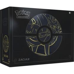 Pokémon Top Trainer Box - Zacian from Schwert und Schild [German...