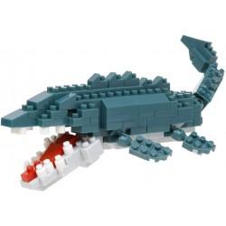 Mosasaurus NBC-349 NANOBLOCK, mini bloques de construction...