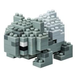 nanoblock Pokemon monochrome Charmander NBPM-015
