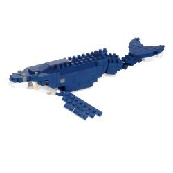 Humpback Whale NBC-354 NANOBLOCK | Miniature series