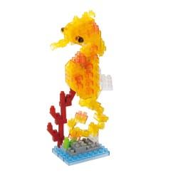 Cheval de mer NBC-353 NANOBLOCK | Miniature series