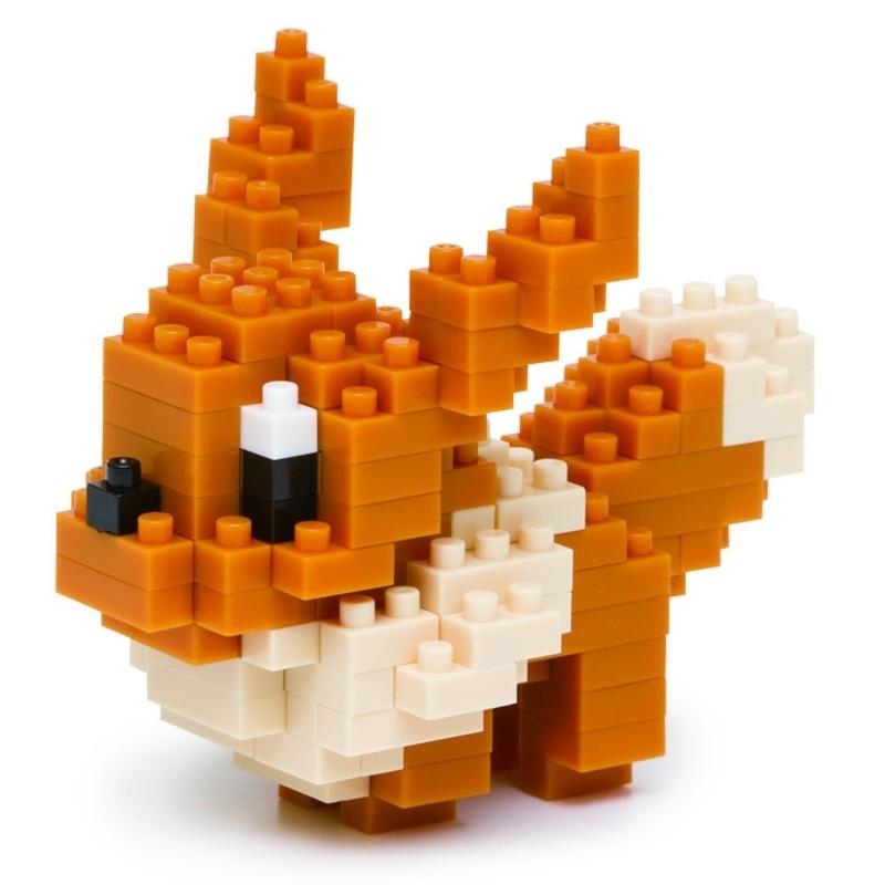 nanoblock Pokemon Evoli NBPM-005
