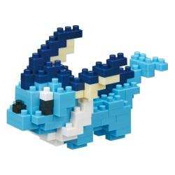 nanoblock Pokemon Aquali NBPM-005