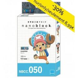 Chopper NBCC-050 Nanoblock One Piece