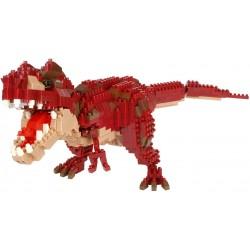 Tyrannosaurus Rex NBM-031 NANOBLOCK, mini bloques de construction...