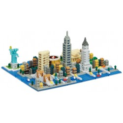 nanoblock deluxe NB-033 New York