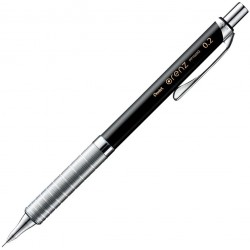 black 0.2mm ORENZ Mechanical Pencil with Metal Grip XPP1002G-A by...