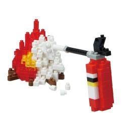 nanoblock award NBC-242 Fire Extinguisher