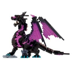 Dragon occidental Deluxe NBM-032 NANOBLOCK mini bloques de...