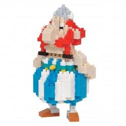 Obelix NBCC-120 NANOBLOCK meets Asterix